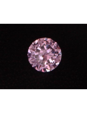 Pink sapphire .72 cts.