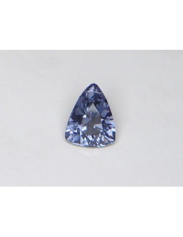 Blue CC spinel 2.22 cts