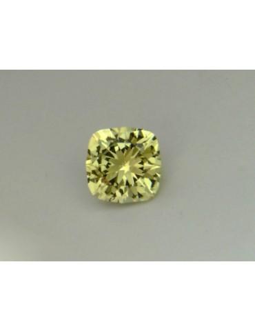 Yellow Tanzanite 1.16 cts