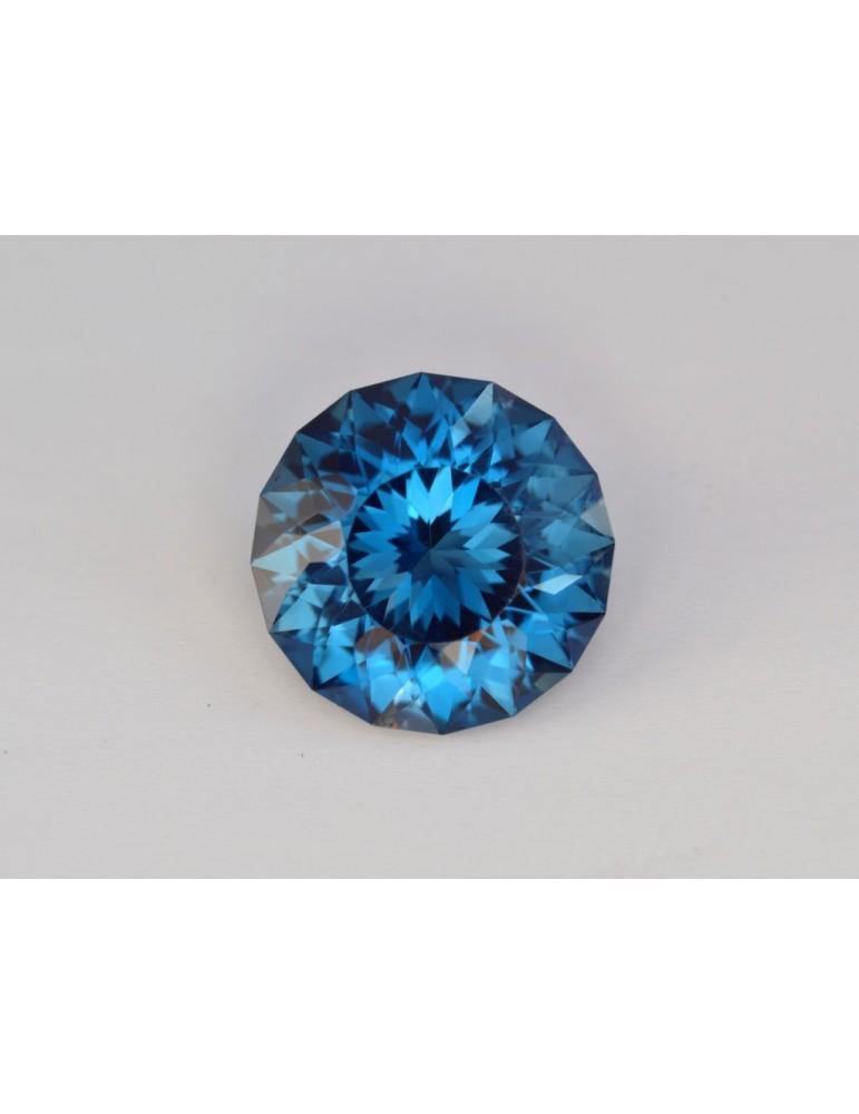 Blue Topaz 5.51 cts