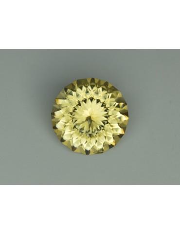 Yellow tourmaline 3.39
