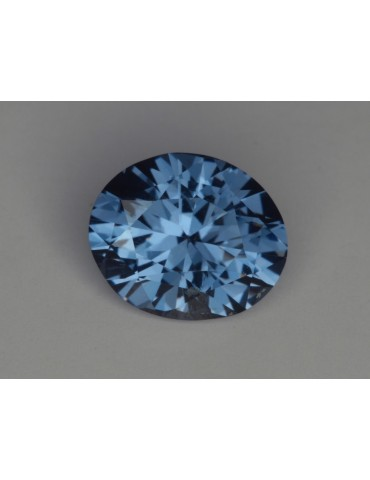 Blue CC spinel 2.19 cts.