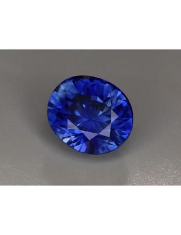 Blue sapphire 2.53 cts.