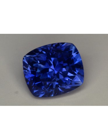 Blue sapphire 4.52 cts.