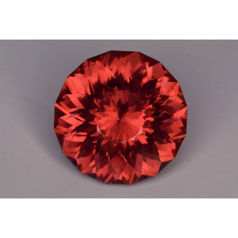 Imperial garnet 7.48 cts.