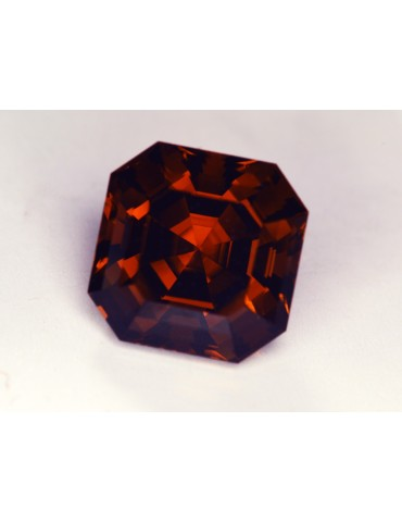 Pinkish orange tourmaline