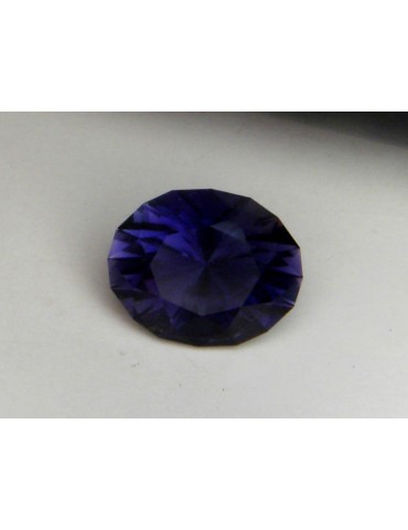 Iolite oval 2.20 cts